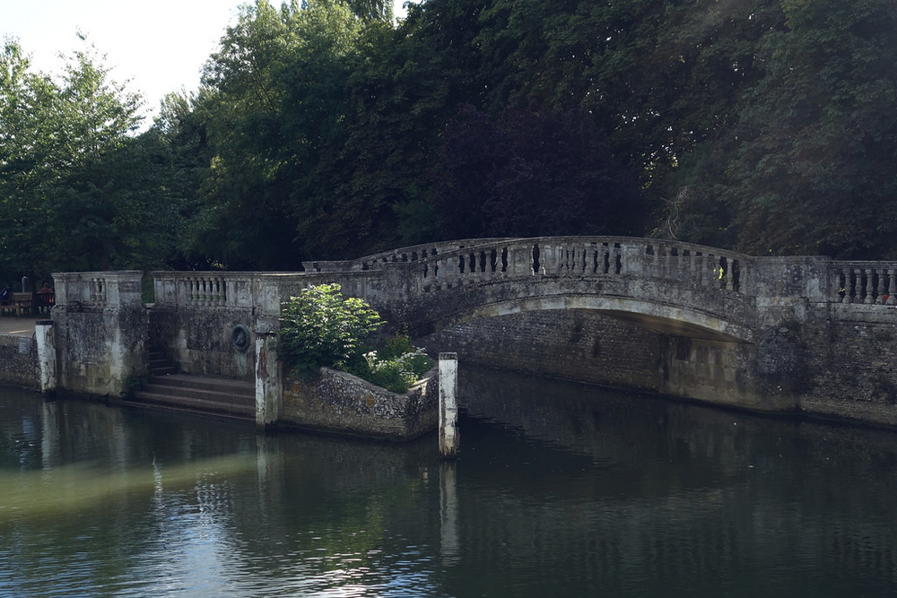 Bridge at Iffley Lock