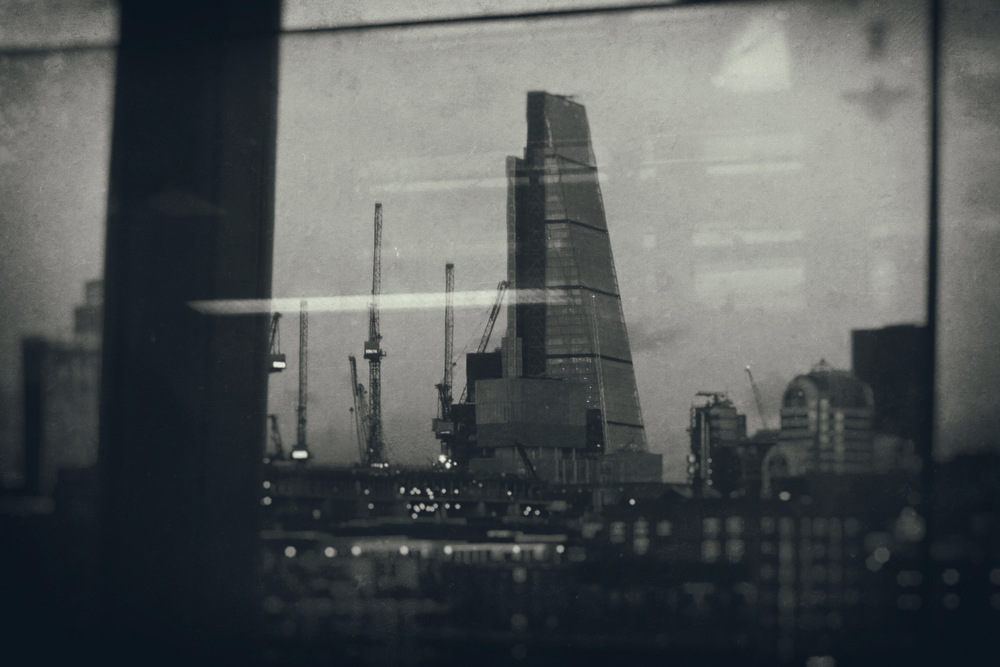 From Blackfriars Bridge