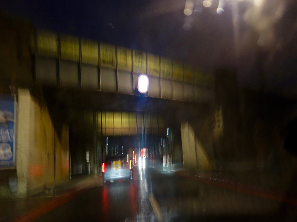 Under bridges, Clapham