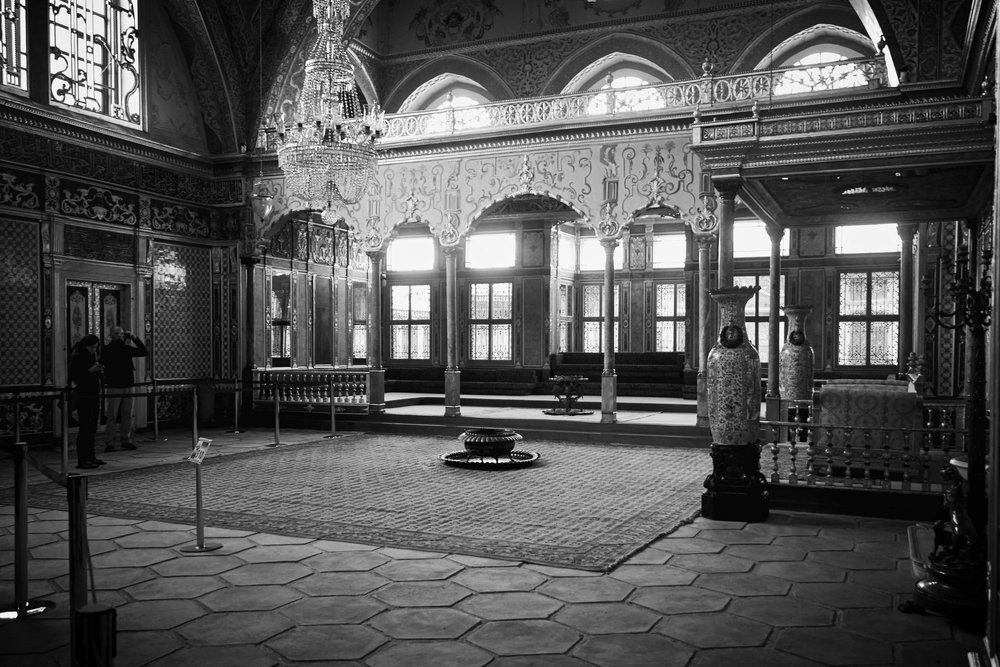 The Privy Chamber of Sultan Murad III
