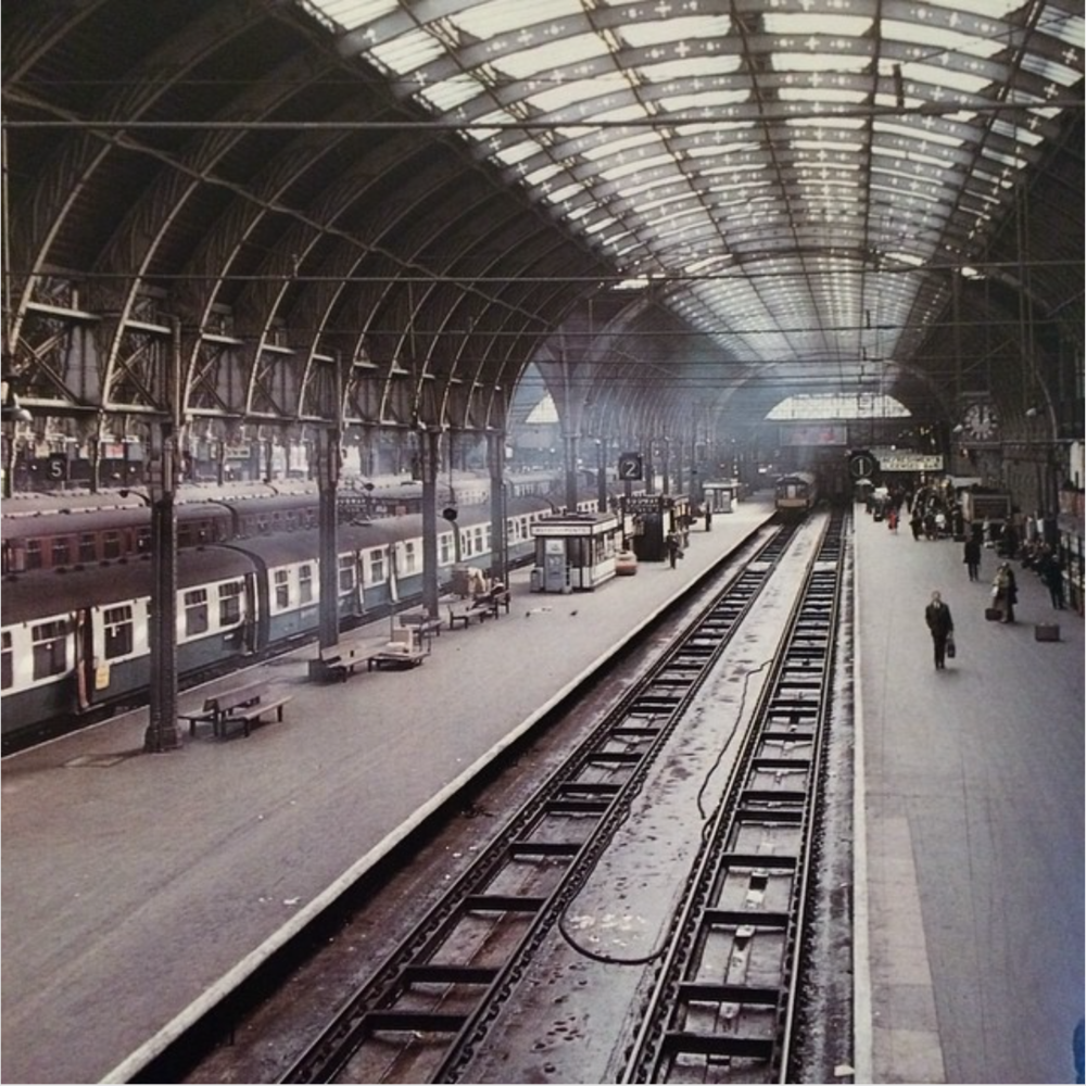 Paddington Station 1982 (unknown photographer)