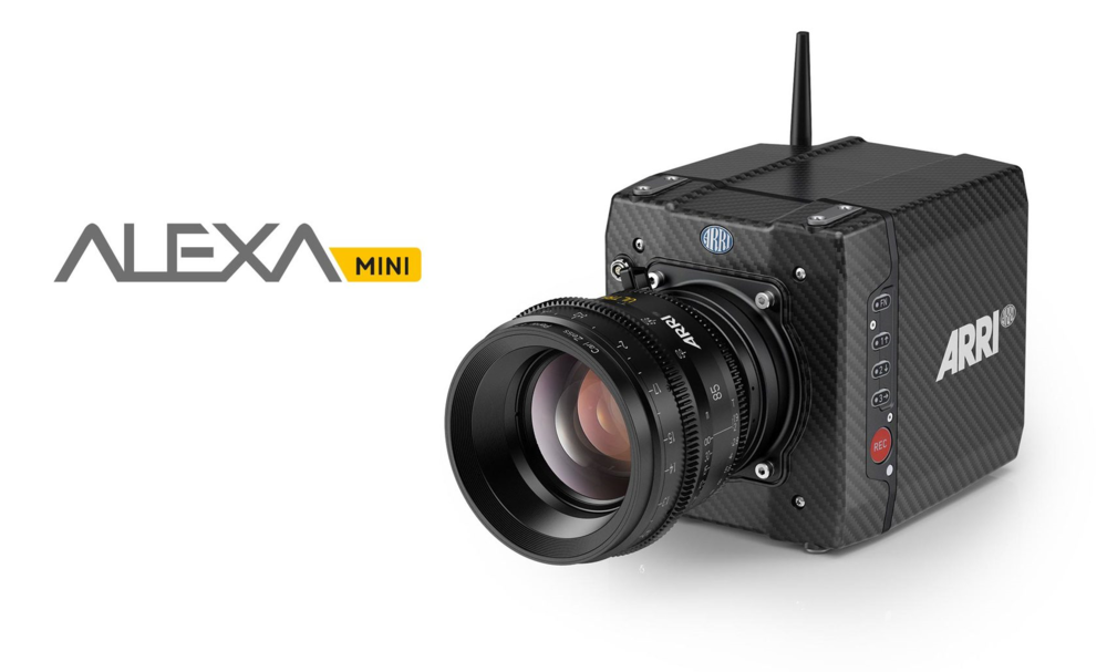 ARRI Alexa Mini Compact, lightweight and self-contained, the ARRI ALEXA Mini is a versatile additional tool in the ALEXA camera range. Crews will find that the ALEXA Mini perfectly complements their ALEXA shooting kit, eliminating the complications of working with third-party cameras for specialized shots and keeping everything within a single system that is trusted all over the world.