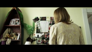 Amber's room from the feature film The Other One