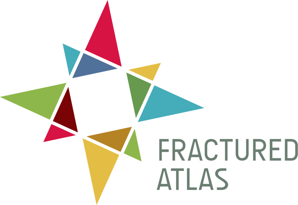 "Join Fractured Atlas using our discount code ""FS8148"" and you'll receive your first 3 months of membership FREE.  Click the logo to learn more."