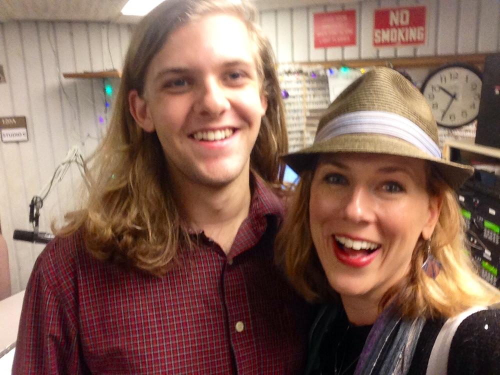 Grace McPhillips and Cody Roseboom