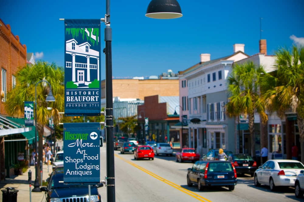 credit: Main Street Beaufort, USA