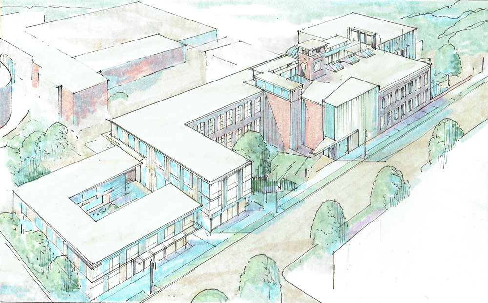 Chronicle Mill proposed brewery and distillery