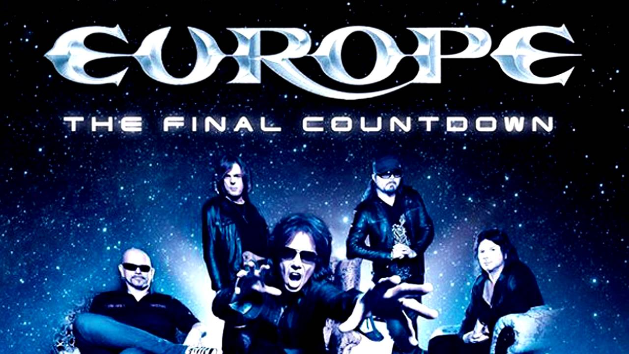 The final countdown sheet music europe | sheet music, free sheet.