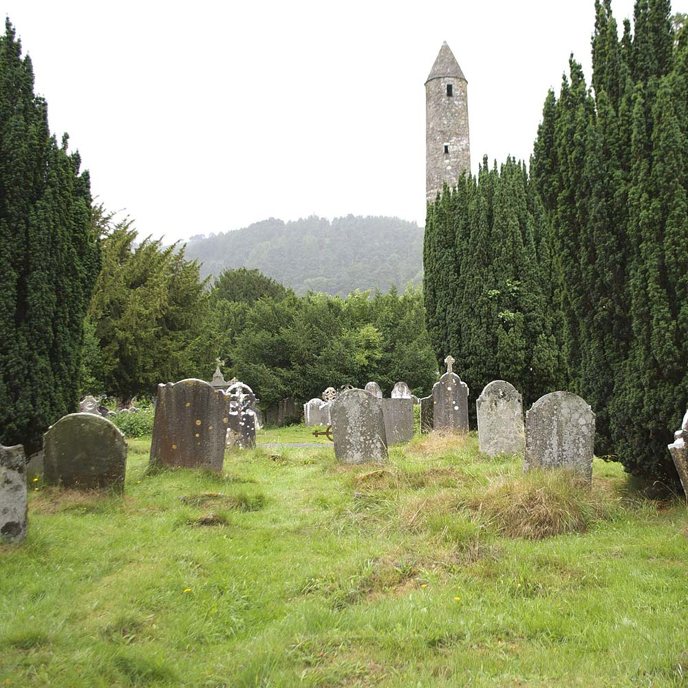 The Roundtower, Glendalough