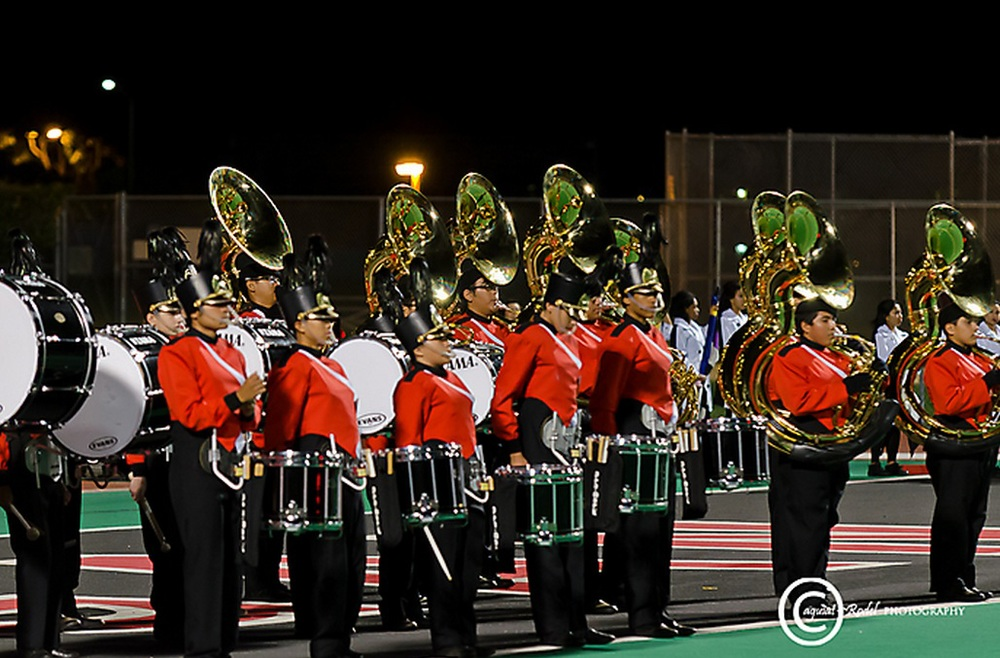 Band & Color Guard