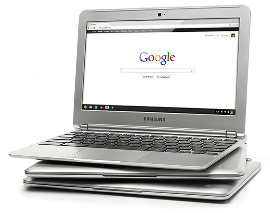 Chromebook Rollout Info