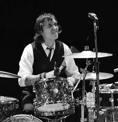 Dave Ferrara - Drums