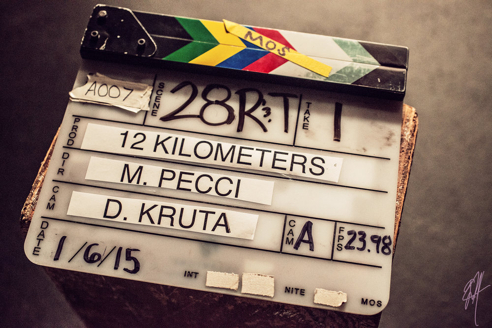 12 Kilometers directed by Mike Pecci