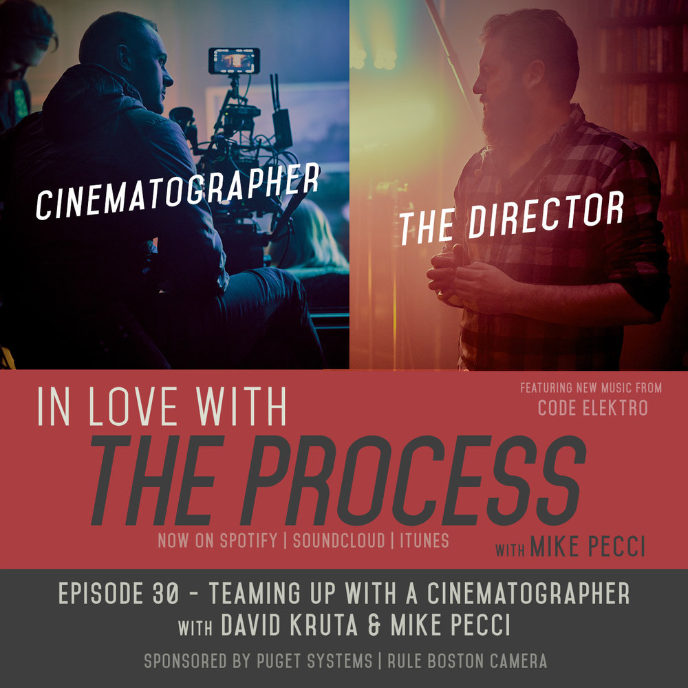 Film Director Podcast