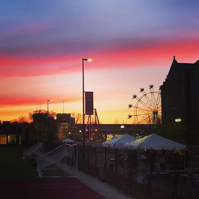 Today the carnival will be shutting down at 4 PM due to the weather. Thank you to everyone for coming out and we look forward to seeing you next year!
