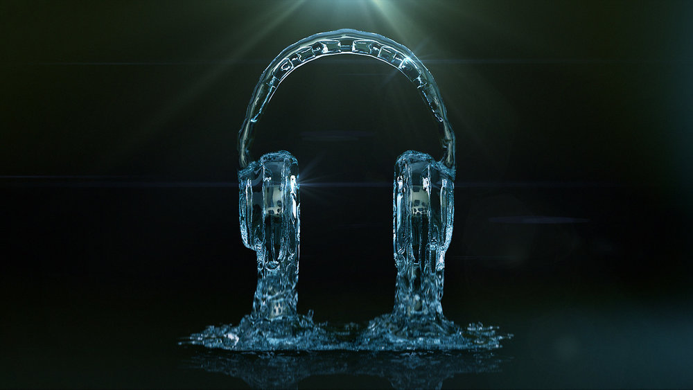 Water Headphones