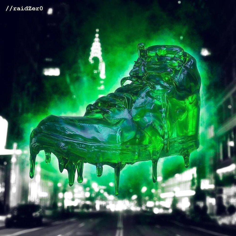 Slime Shoe