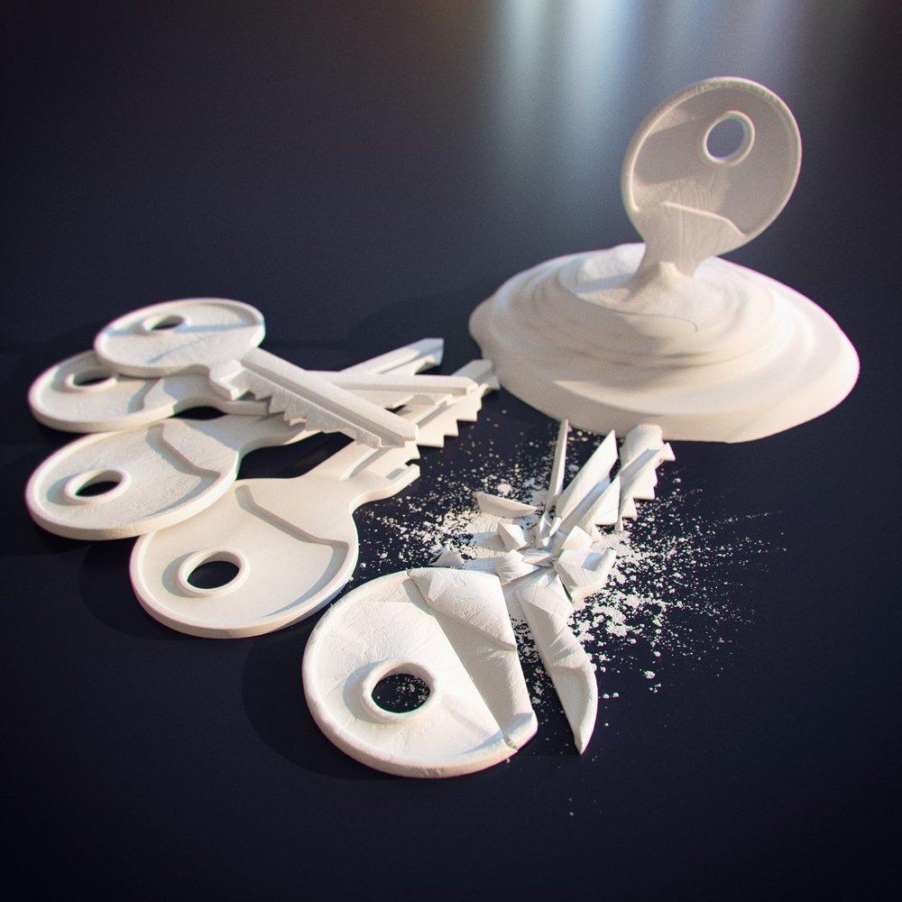 Plaster Key