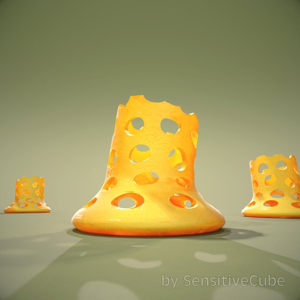 Cheese Pipes