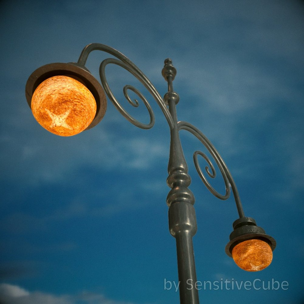Bread Street Light