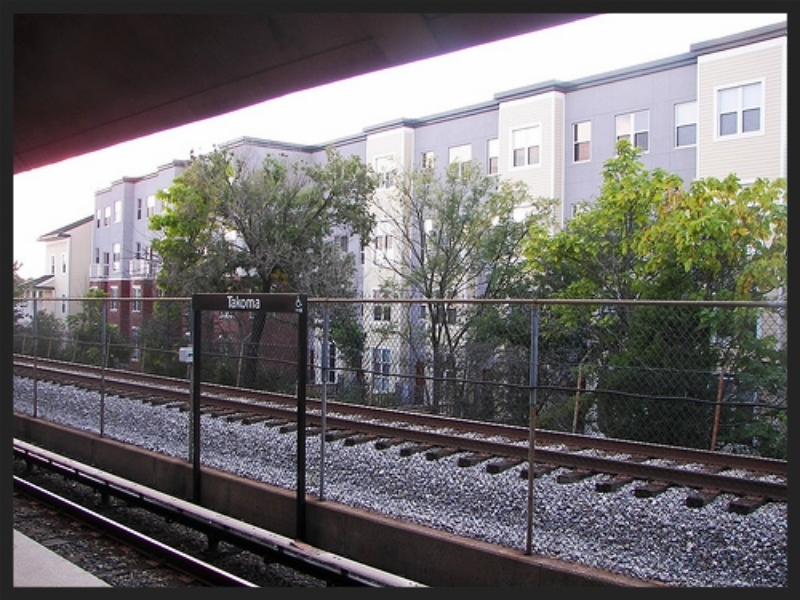 Cedar Crossing at Takoma Metro