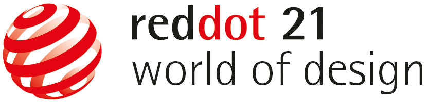 Red Dot 21 - World of Design feature