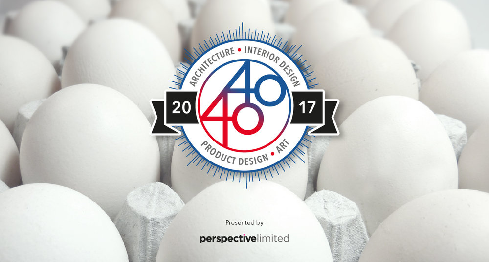 "PERSPECTIVE ""40 UNDER 40"", 2017 Winner of Perspective 40 Under 40 Award, 2017"