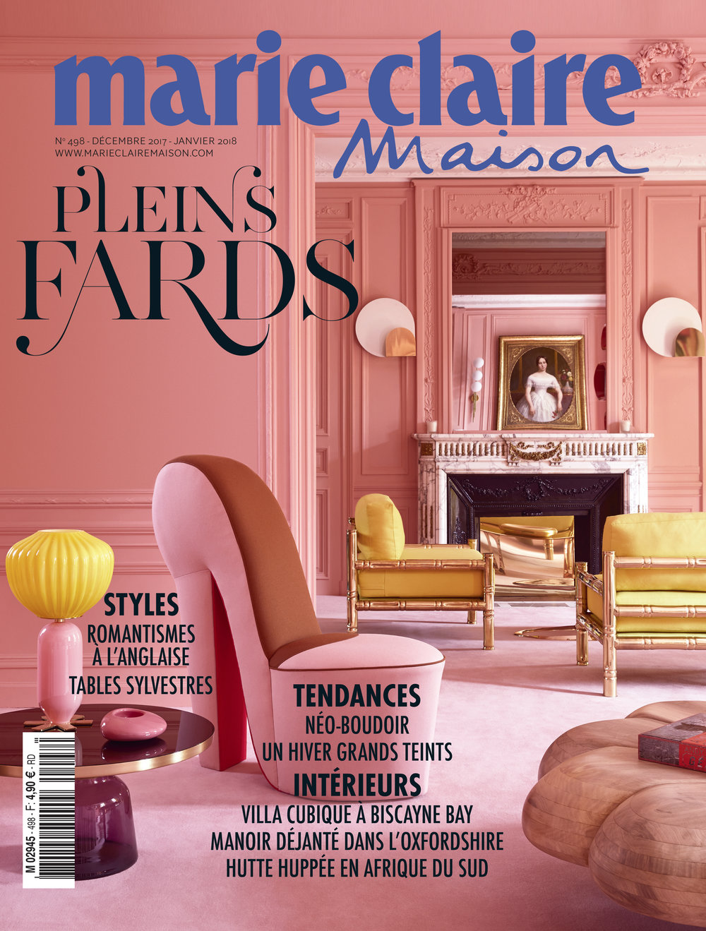 Marie Claire Maison France - Mes dec Obsessions