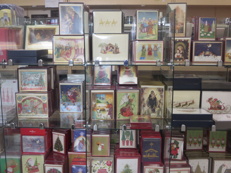 christmas cards on shelves.jpg