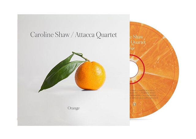 New album by our very own @carolineadelaideshaw and great friends @attaccaquartet is out!!!! Released by @newammusic and @nonesuchrecords It is truly stunning! Congratulations, you beauties!!!