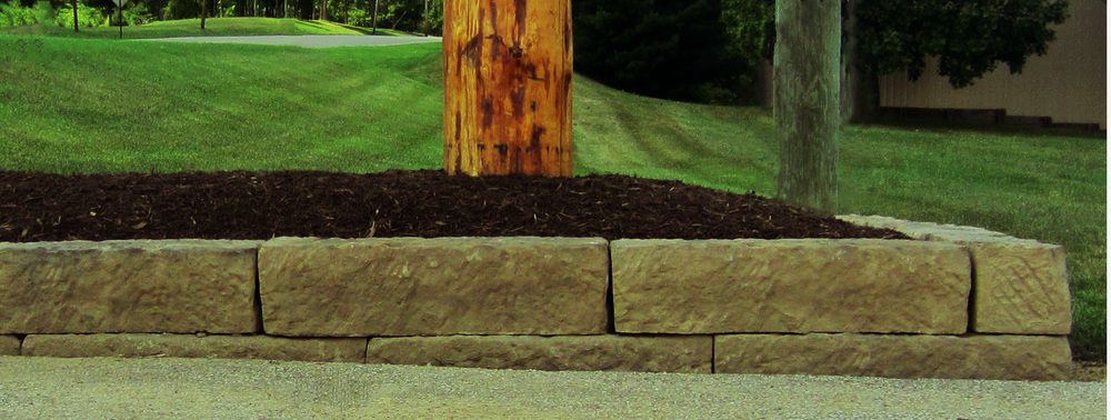 barnstone for landscaping