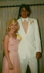 The rents, Prom 1977.
