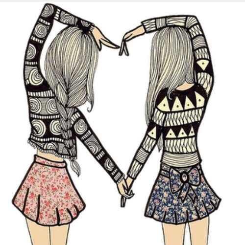 hearts-friends
