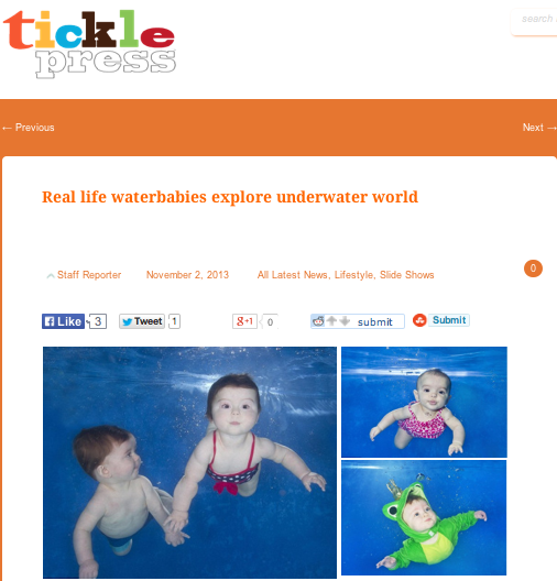 http://ticklepress.com/2013/11/real-life-waterbabies-explore-underwater-world/