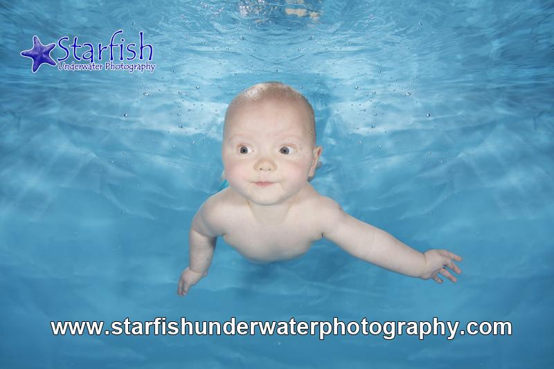 Underwater Baby Photography