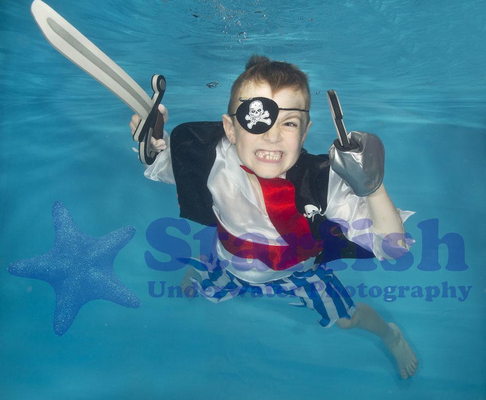 Costumes Underwater