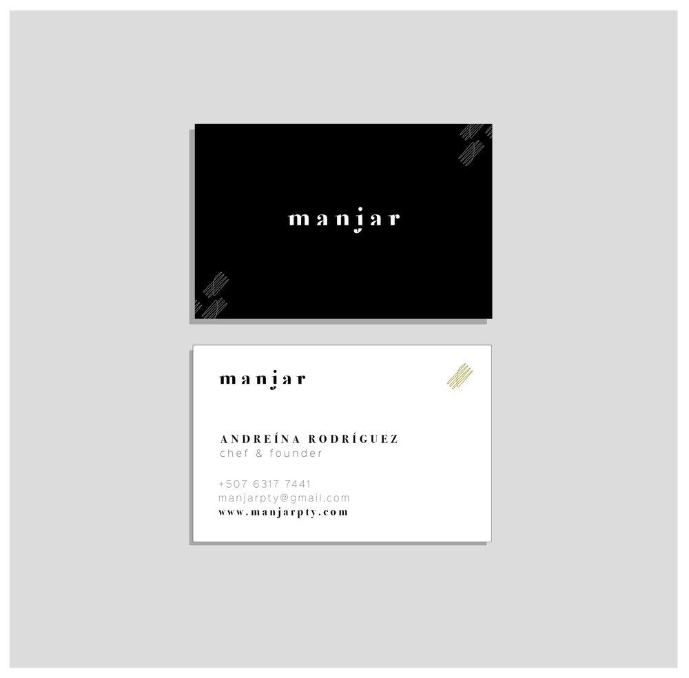 Manjar Branding