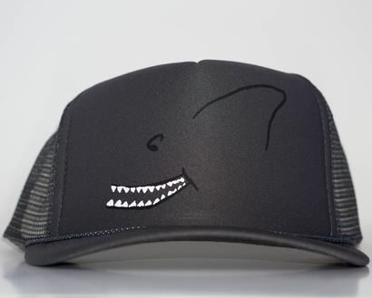 Shark Smile Trucker Hat
