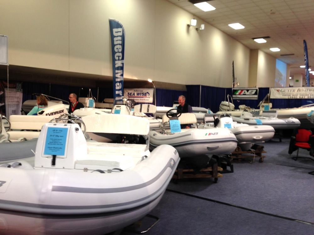 AB Inflatables rigid inflatable boats