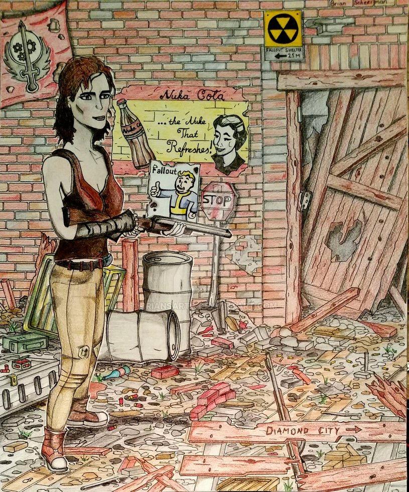 Artist: 'briansarts' on DeviantArt.