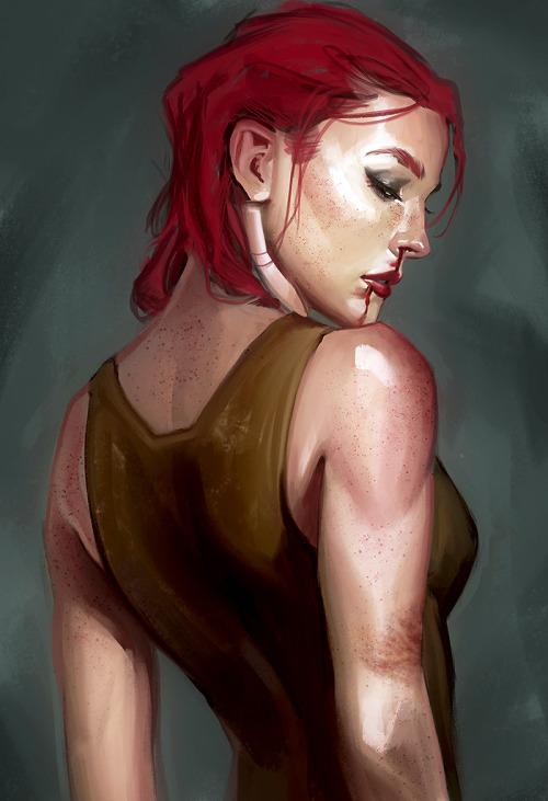 Artist: Crystal Graziano // itsprecioustime.tumblr.com
