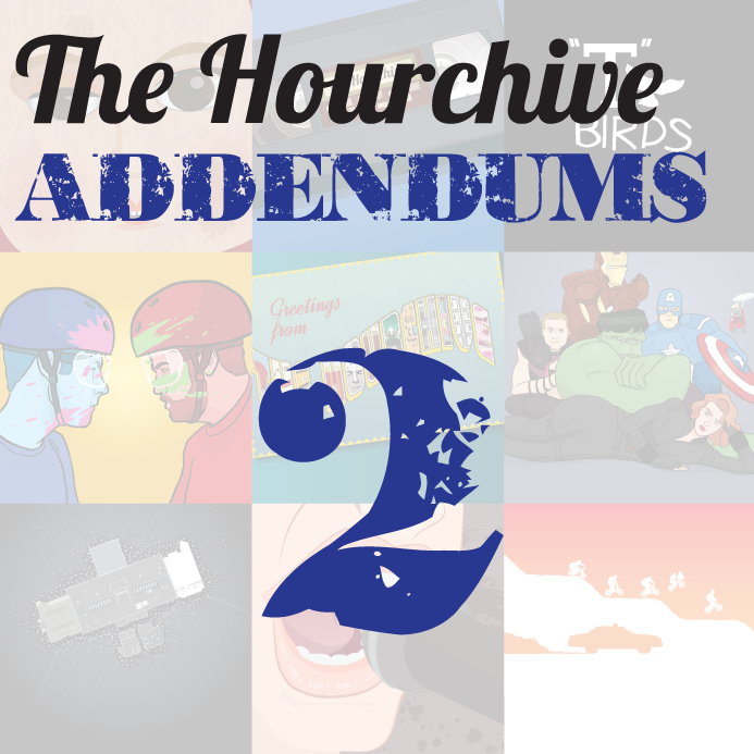 Addendums (Eps 16-30)