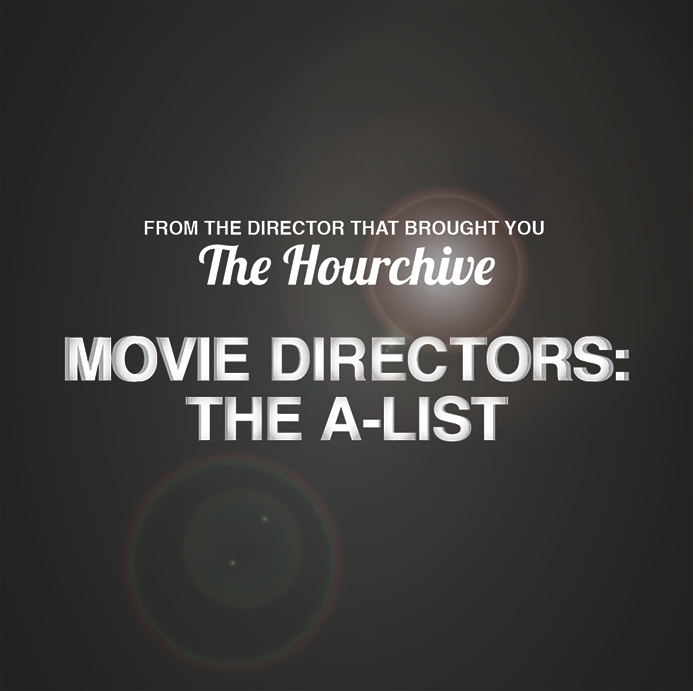 Movie Directors: The A-List