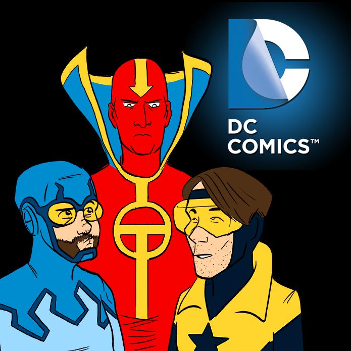Ep #204 | DC Comics