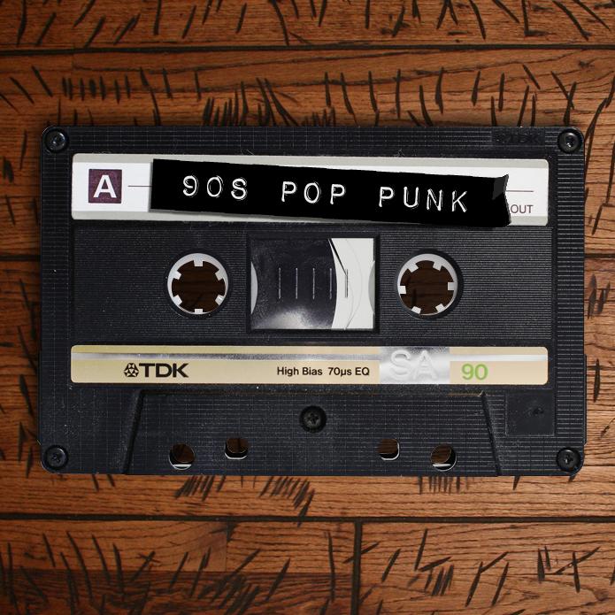 Ep #205 | 90s Pop Punk Mixtape