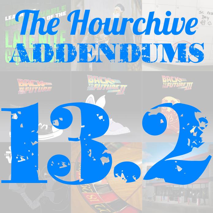 Addendums 13.2