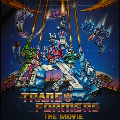 Ep #237 | Transformers: The Movie