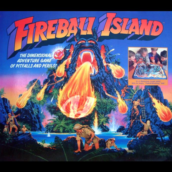 Ep #299 | Fireball Island