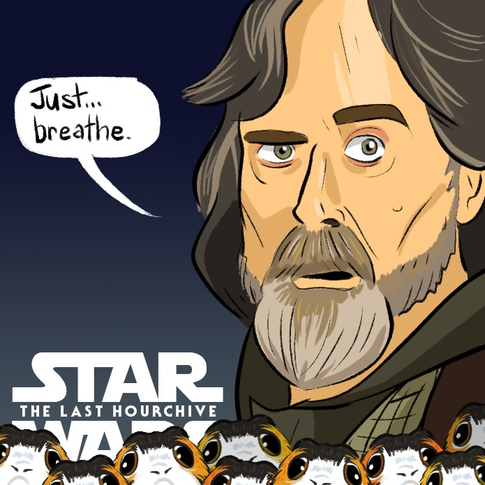 Ep #295 | Star Wars: The Last Jedi (Part 2)