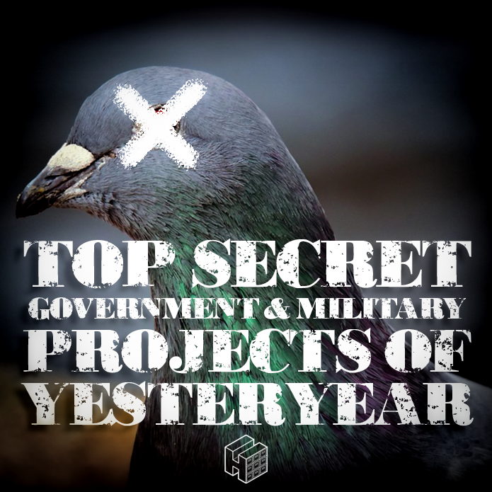 Top Secret Government & Military Projects of Yesteryear — The Hourchive